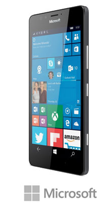 Microsoft Lumia telefóny